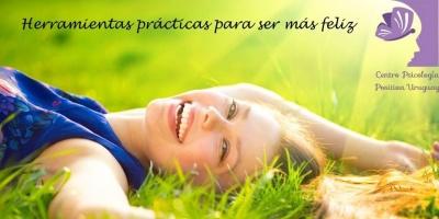 Curso: Herramientas prácticas para ser más feliz