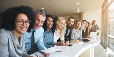 ¿Cuáles son las características de los empleados felices?