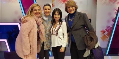 Esta Boca es Mía- Historias de Superación- Panelista invitada Mariana Alvez